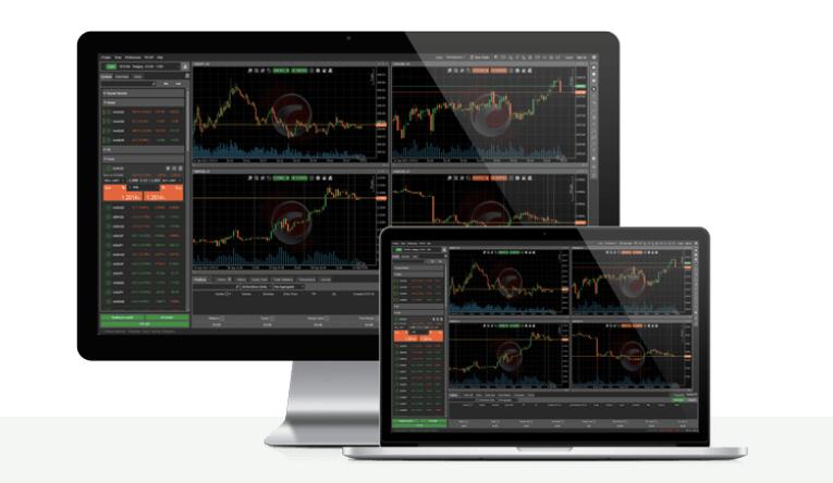IC Markets cTrader मंच