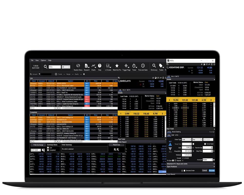 Distribuidor L2 de IG Markets