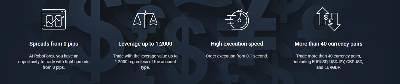 Oferty roboForex na rynku forex