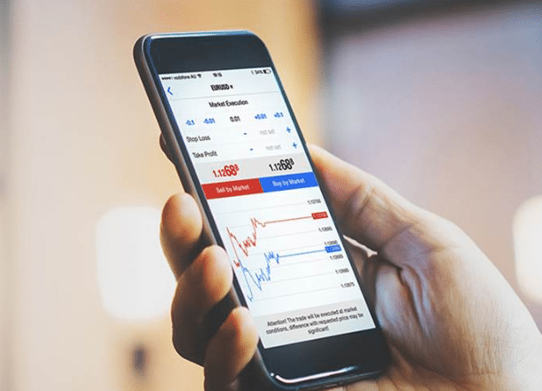 AxiTrader Mobile Trading