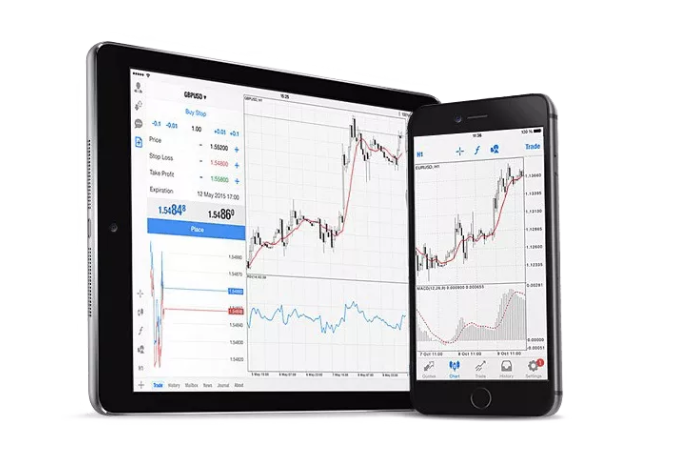trading mobile atfx