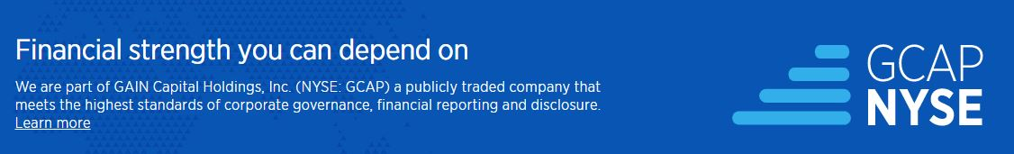 Forex.com è una piattaforma di trading sicura