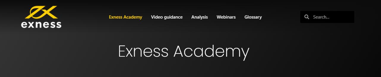 De academie van Exness