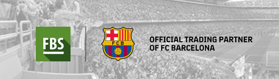 FBS е спонсор на ФК Барселона