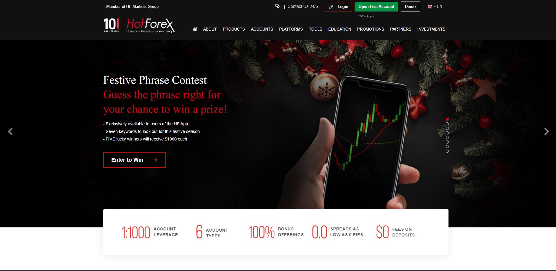 HotForex forex broker in Japan