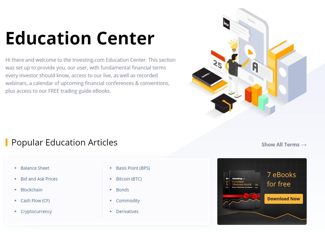Investing.com di istruzione professionale