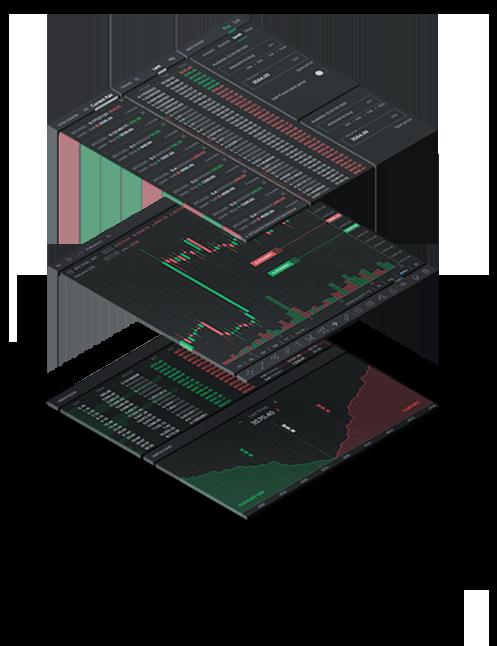 Bitstamp advanced interface