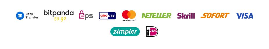 Bitpanda fiat payment methods