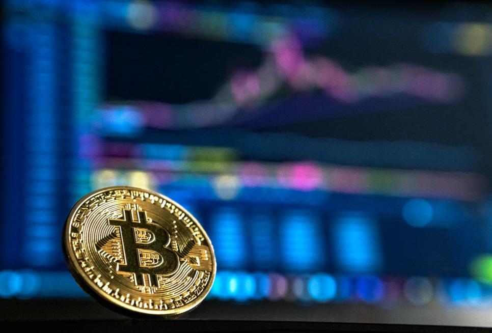 commercio bitcoin binario