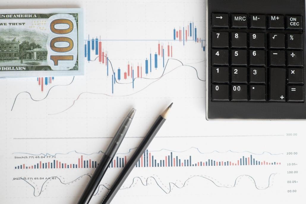 Identify trading chart patterns